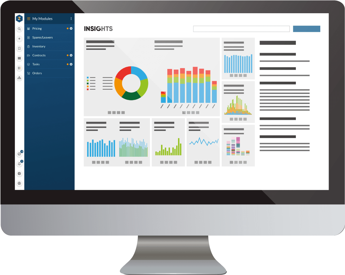 Optimize - Actionable Insights - Enterprise Subscription Management