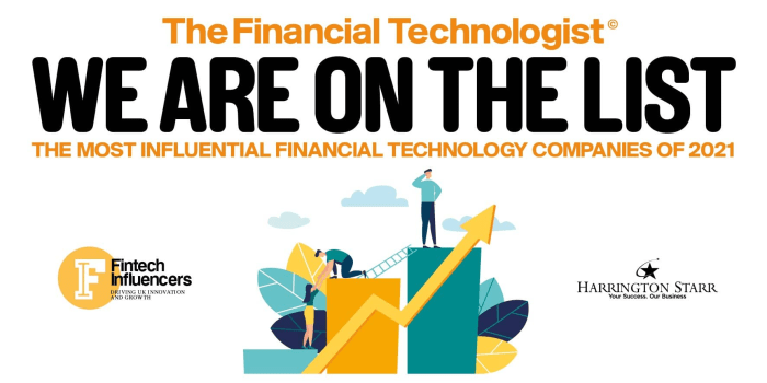 TRG Screen named as one of the most influential Fintech companies