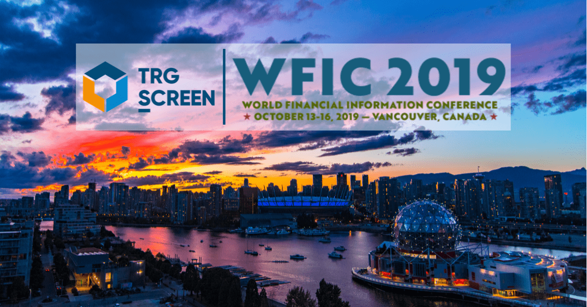 WFIC 2019 - See you there! TRG Screen-1